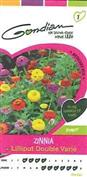 ZINNIA LILLIPUT DOUBLE
